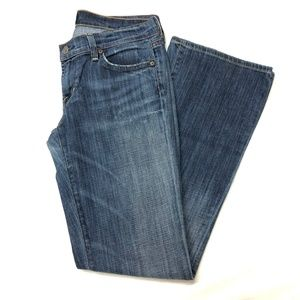 Citizens of Humanity Dita Petite Boot-Cut Jeans